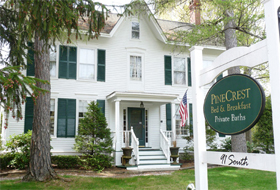 Pine Crest Inn Bed & Breakfast