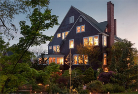Inn and Cottage for Sale Asheville