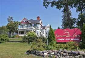 Prominent Moosehead Lake Area Country Inn