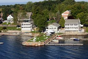 Lake Champlain VT Inn for Sale