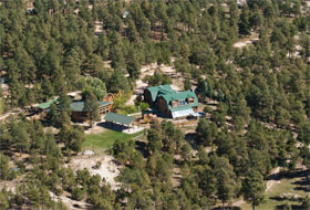 Black Forest Bed & Breakfast Lodge and Cabins