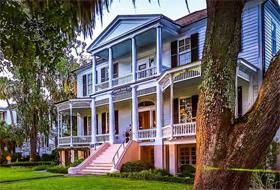 The Cuthbert House