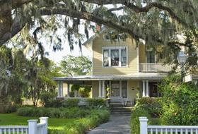 Amelia Island, The Hoyt House B&B-Florida