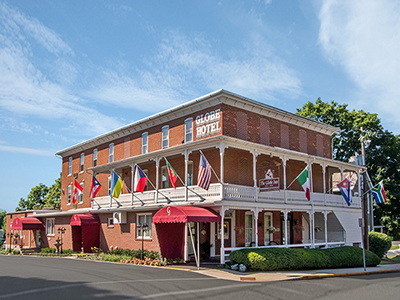 Landmark Lehigh Valley Bed & Breakfast