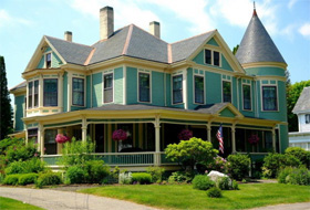 Rockland Maine Bed & Breakfast
