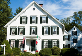 Superlative Camden Maine Bed and Breakfast Inn