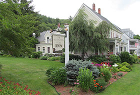 Vermont Chic Lodging and Dining