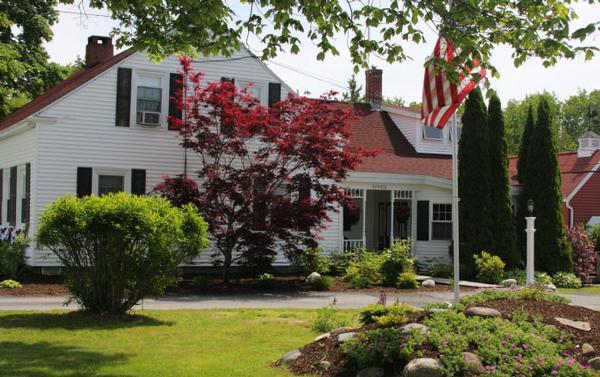 Open Hearth Inn, Down East Maine